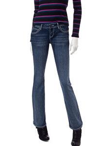 Wishful Park Light Wash Bootcut Jeans