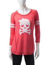 Almost Famous Skull Top