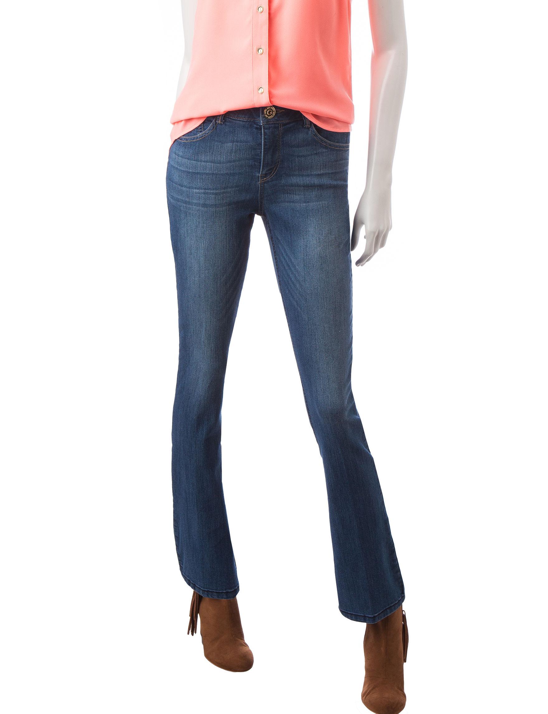 jolt medium wash bootcut jeans stage stores. Black Bedroom Furniture Sets. Home Design Ideas