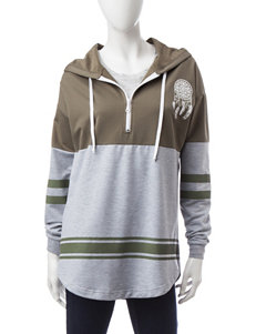 Justify Free Spirit Hooded Top