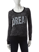 Almost Famous Black Dream Top