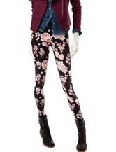 Justify Multicolor Floral Leggings