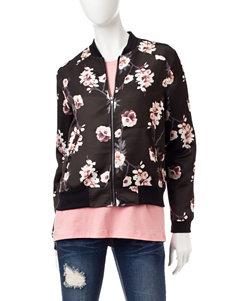 Justify Grey Lightweight Jackets & Blazers
