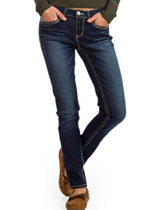 Union Bay Dark Wash Skinny Jeans