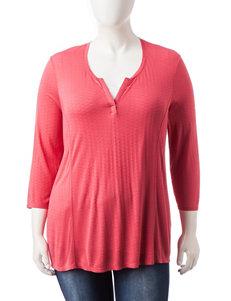 Eyeshadow Pink Shirts & Blouses