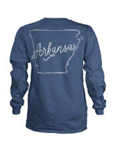 Arkansas Eloise Top