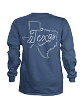 Texas Outline Top