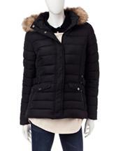 U.S. Polo Assn. Black Puffer Jacket