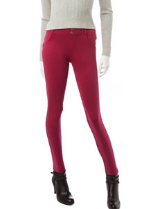 Joe Benbasset Red Skinny Pants