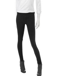 Signature Studio Black Leggings