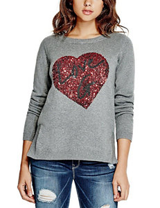 G by Guess Grey Pull-overs