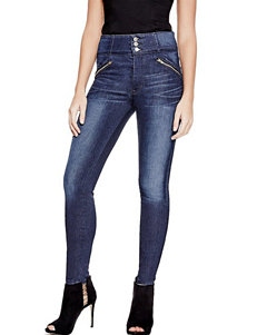 G by Guess High Waisted Skinny Jeans