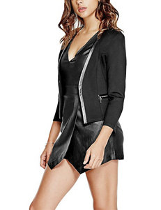 G by Guess Silver Lightweight Jackets & Blazers