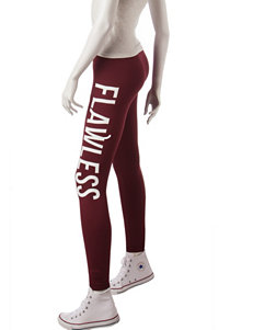 Justify Burgundy Leggings