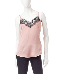 Heart Soul Pink Cami Top