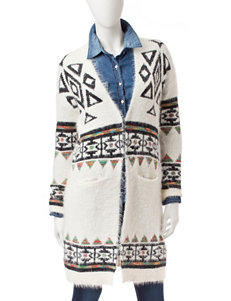 My Michelle Ivory Cardigans Sweaters