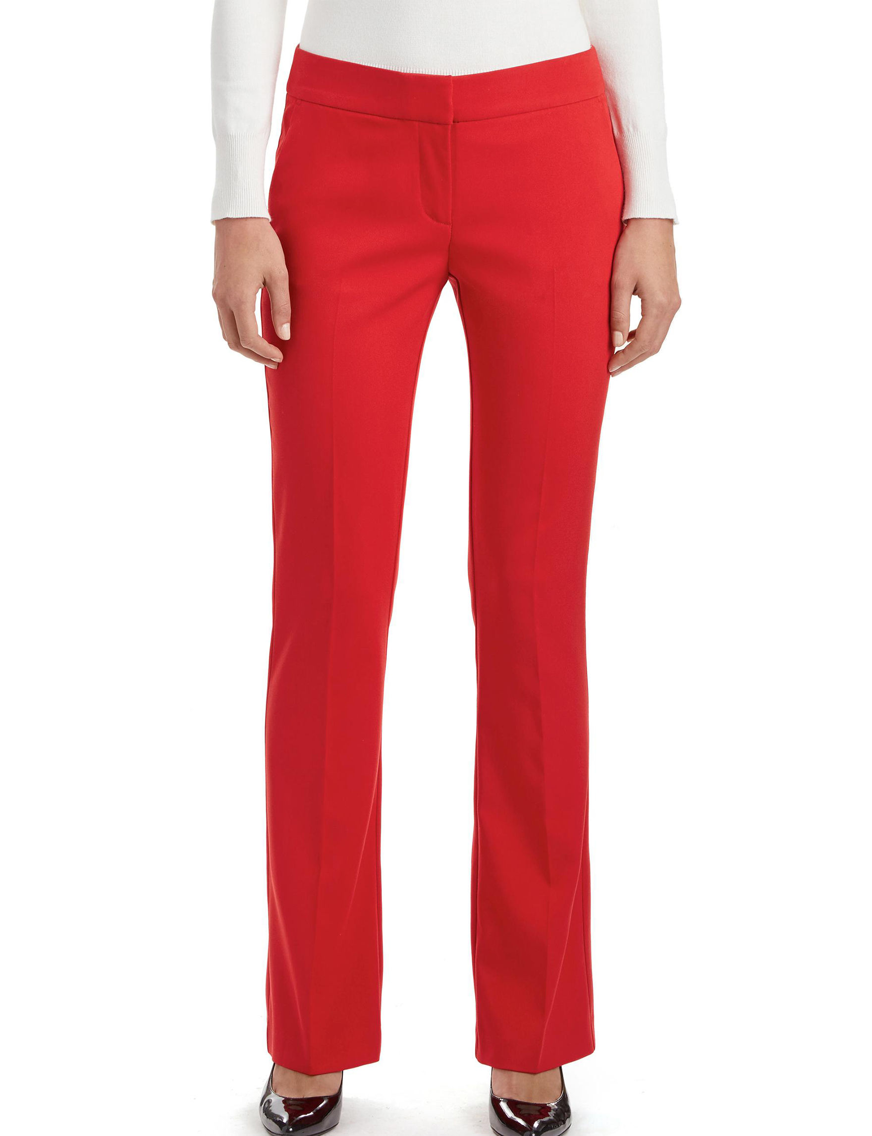 XOXO Red Dress Pants | Stage Stores