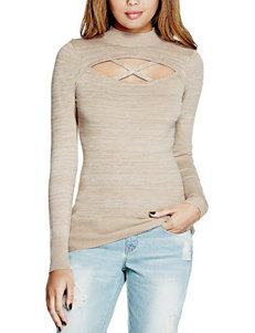 G by Guess Gwen Keyhole Sweater
