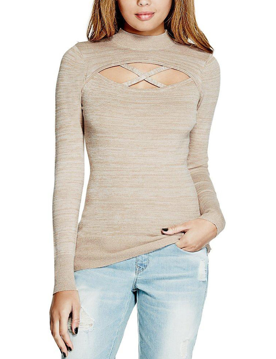 G by Guess Black Pull-overs Sweaters