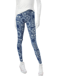Justify Navy Leggings