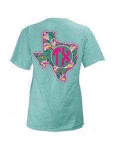 Texas Floral T-shirt