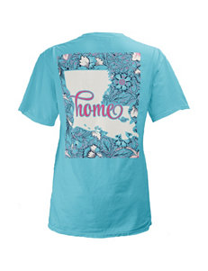 Louisiana Floral Home Top