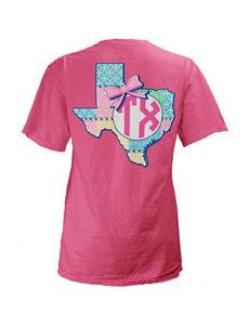 Texas Patchwork Top