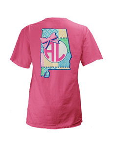Alabama Patchwork Top