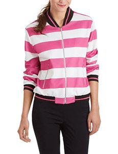 XOXO Pink Bomber & Moto Jackets