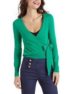 XOXO Green Cardigans Sweaters