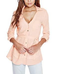 G by Guess Pink Shirts & Blouses