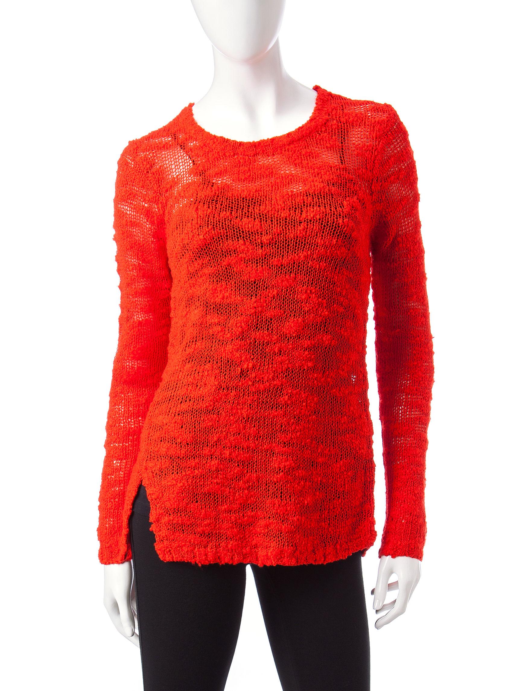 Kensie Red Sweaters