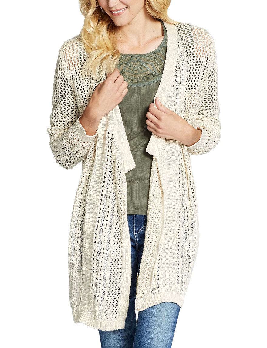 Jessica Simpson Natural Sweaters
