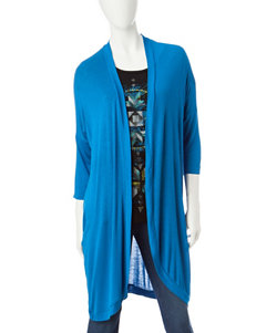 Signature Studio Blue Cardigans
