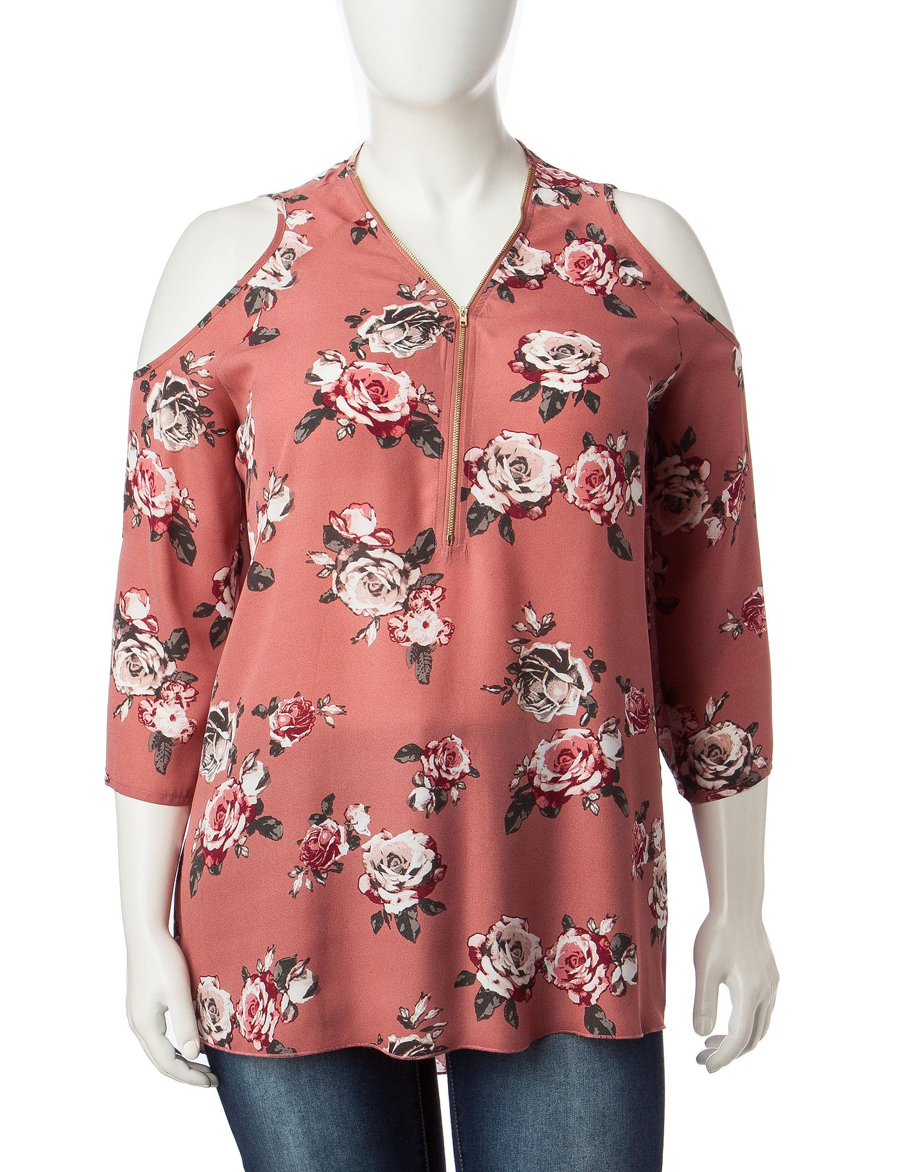 Justify 01 Pink Shirts & Blouses