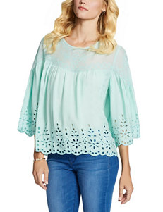 Jessica Simpson Green Shirts & Blouses