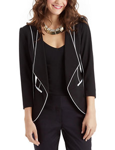 XOXO Black Lightweight Jackets & Blazers