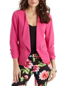 XOXO Pink Lightweight Jackets & Blazers