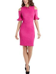 XOXO Pink Shift Dresses