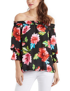 XOXO Off-The-Shoulder Top