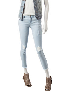 Almost Famous Light Wash Skinny