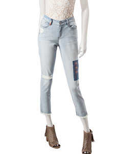 Signature Studio Light Blue Skinny