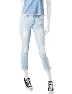 YMI Light Blue Skinny