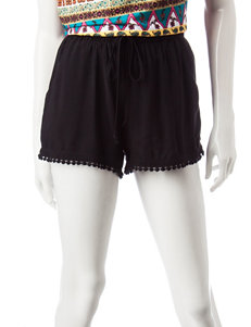 BeBop Black Soft Shorts