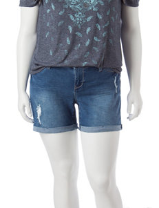 YMI Blue Denim Shorts