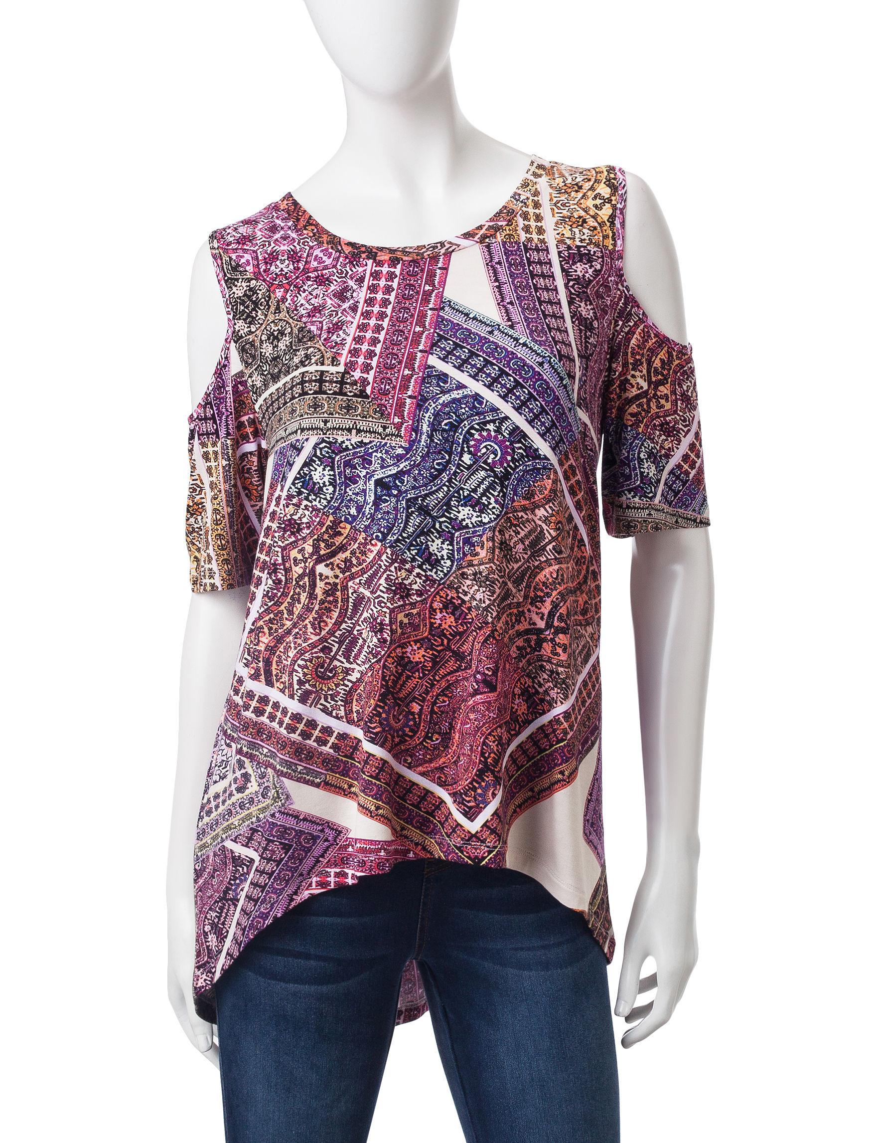 Signature Studio Beige Shirts & Blouses