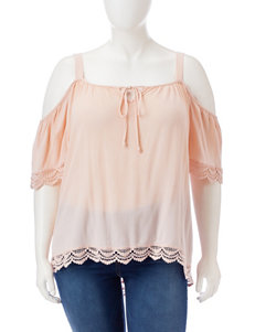 Liberty Love Blush Shirts & Blouses