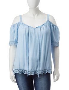 Liberty Love Blue Shirts & Blouses