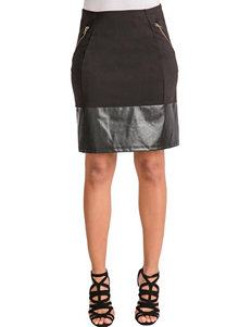 Poetic Justice Layla Straight Skirt