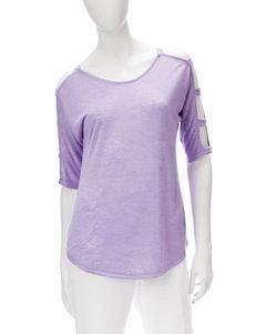 Signature Studio Lavender Shirts & Blouses